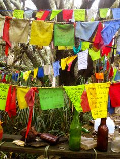 prayer flag project, december 24, 2014