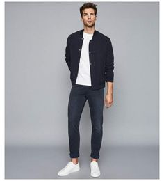 Blazer Outfits Men, Stylish Mens Outfits, Casual Outfits, Blue Blazer Outfit Men, Men Blazer, Hipster Outfits, Mode Masculine, Trend Fashion, Fashion Models
