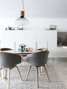 Hay chairs | The Design Files. Photo: Eve Wilson