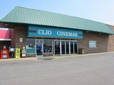 Clio Cinemas, Clio, MI.