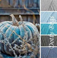 Silver, Cloud, Turquoise, Graphite, Denim