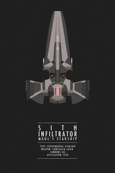 Sith Infiltrator by Thong Le.