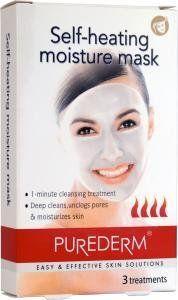 Purederm Self-heating Moisture Mask 3 treatments by Purederm. $9.40