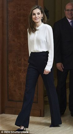 Royals & Fashion: Audiences au palais de la Zarzuela, Madrid