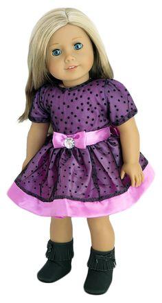 American Girl Dress, American Doll Clothes, All American Clothing, Ag Doll Clothes, Doll Clothes Patterns, Clothing Patterns, American Dolls, Steampunk Dolls, Girl Dolls