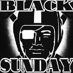 Black Sunday Raider Nation!!! Who's ready?!?! Rolllll Callll .