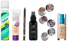 Top 6 drugstore makeup favorites: beauty on a budget