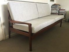 3 Seater Fler Narvik Couch Lounge Chair Danish Retro Vintage 60s 70s MCM in NSW | eBay $1200