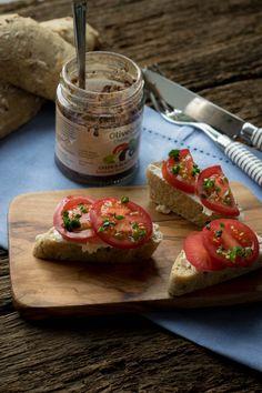 Rezept für aromatisches Oliven Tomaten Brot