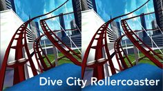 An awesome Virtual Reality pic! Wanna have a scary ride on a rollercoaster but too lazy to leave your house? Check out Dive City Rollercoaster! Nothing special but nevertheless well implemented virtual reality experience. It's about one minute long compatible with google cardboard and free. Available for both IOS and Android.  It would be a nice introduction into virtual reality for those who haven't experienced it yet.  #cardboard #googlecardboard #vr #virtualreality #getcardboard by…