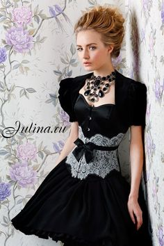 Designer jewelry handmade by Guzel Bakeeva. Jewelry designer corset to Julina. Gothic Corset, Sexy Corset, Gothic Steampunk, Victorian Gothic, Gothic Lolita, Steampunk Fashion, Gothic Fashion, Girl Fashion, Emo Fashion
