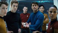 Star Trek 4 may look to hire a new director if Paramount and Noah Hawley fail to see eye-to-eye over creative differences. A source allegedly tells WGTC that Ha Star Trek 4, Star Trek Crew, Watch Star Trek, Star Trek 2009, Star Trek Beyond, Star Trek Voyager, Pop Culture Halloween Costume, Star Trek Into Darkness, New Actors