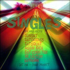 Singles / Sat pm/comp.project - [ Album mix 2018 preview ] by Sat pm on SoundCloud