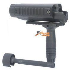 CYMA Railed Handguard Set for MP5 AEG