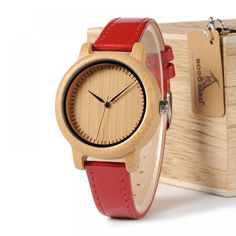 Women's Casual Bamboo Watch —-> $ 29.99 & Virtually FREE Shipping Welcome to My Watch Plus Store #brandwatch #watchstyle #chronograph #watchaddict #watchfreek #vintagewatches #mywatchplus Cool Watches, Watches For Men, Women's Watches, Nylons, Wooden Watch, Style Vintage, Beautiful Watches, Simple Style, Classic Style