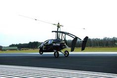 PAL-V - The flying car !