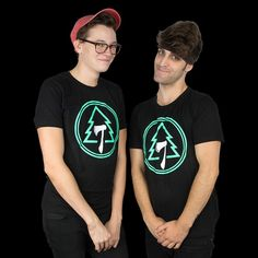 3a1c336c5 Welcome Sugar Pine 7 to the Rooster Teeth family! The Sugar Pine 7 Logo Tee  is printed on our super soft, premium Rooster Tee.