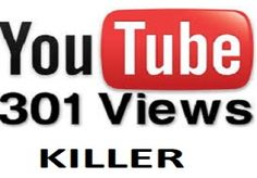 I will UNFREEZE your Youtube +301 views