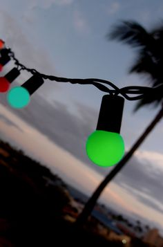 50 Multi-Color / RGB LED Large Ball String Lights Black Cord) for Sale Now! Many more String Lights available in all sizes, bulbs, and designs on Sale in Bulk at Best Wholesale Prices. Patio String Lights, Wall Lights, Indoor Outdoor, Globe, Color, Home Decor, Appliques, Speech Balloon, Decoration Home