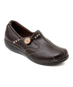 Love this Brown Cassie Slingback Clog on #zulily! #zulilyfinds