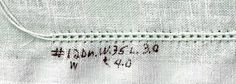 linen W 35.30.t4 cord