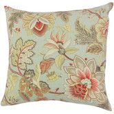 Found it at Wayfair - Filipa Floral Throw Pillow Cover