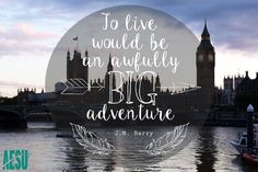 Live your most #adventurous life! #AESU can help!  Check out our upcoming trip at aesu.com.  #traveltuesday #travelquote #adventure #JustGo
