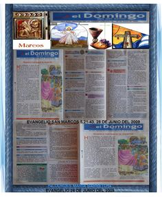 † Evangelios ASISTIDOS, Confesión Y eucaristia †EVANGELIO SAN MARCOS 5,21-43. 28 DE JUNIO DEL 2009 † ♠ MARIA LOURDES † ♠