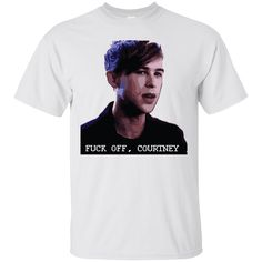 13 Reasons Why: fuck off couterney shirt sweater tank sold by iFrogtees