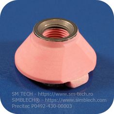"CERAMIC PART original PRECITEC S F2.5"" (P0492-430-00003 / PT344-1079 ) Suport duza (P0492-430-00003 / Ref: PT344-1079 ) Laser, Nespresso, Coffee Maker, Kitchen Appliances, The Originals, Coffee Maker Machine, Diy Kitchen Appliances, Coffee Percolator, Home Appliances"