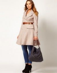 Plus Size Coats & Jackets    Board by piniful | Plus Size Clothing, Dresses, Tops And Cute Fashion