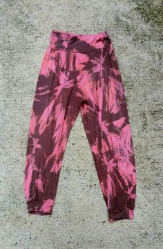 Tie dye harem pants ***Cyber Monday Sale 20% off from 1st to 7th December with code CYBER20*** www.abidashery.etsy.com #harempants #yoga #cybermonday