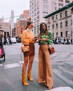 Fashion Weeks, 70s Fashion, Star Fashion, Look Fashion, Fashion Outfits, Korean Fashion, Fashion Women, 70s Inspired Fashion, Chicago Fashion