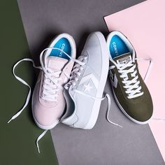 For a Star in the making, style out your look with the Converse Point Star trainers.