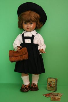 Vintage Dolls, Hipster, Toys, Tattoo, Style, Fashion, Handmade Dolls, Old Dolls, Dolls Dolls
