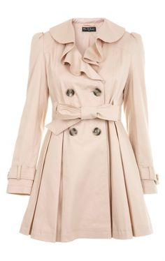 Miss Selfridge trench