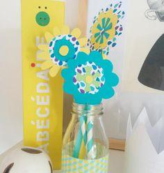 Un bouquet de fleurs fait main - Momes.net