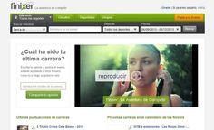 Finixer, una red social en español para los amantes del deporte