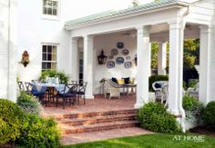 Decorating with Blue and White Outdoors - judy.vincent2@gmail.com - Gmail