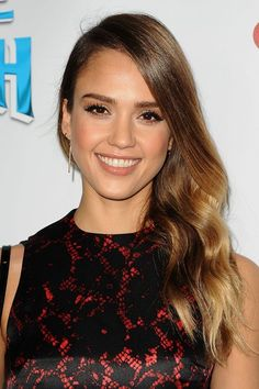 See all of Jessica Alba's best make up and hair looks; The very latest celebrity…