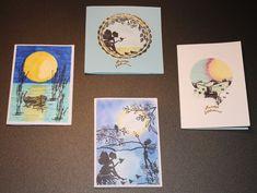 Silhouet kaarten Cover, Books, Libros, Book, Book Illustrations, Libri