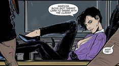 """""""Selina Kyle in Catwoman 💜"""" Catwoman Selina Kyle, Shit Happens, Twitter, Memes, Drawings, Meme"""