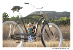Bommer Canyon Engagement Session // Bicycle Engagement Session// Courtney McManaway Photography