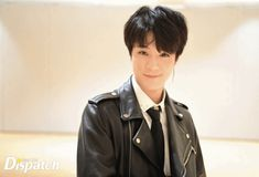 JENO — DISPATCH #Jeno #LeeJeno #NCT #NCTU #NCT127 #NCT2018 #NCTDream #GIF