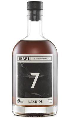 № 7 Lakrids - Snaps Bornholm