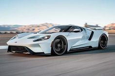 2017 Ford GT First Ride: Make America(n supercars) Great Again ...
