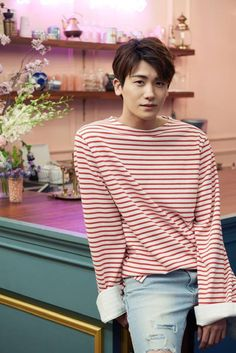 Park Hyung-shik: The new rom-com puppy on the block Park Hyung Sik, Asian Celebrities, Asian Actors, Korean Actors, Strong Girls, Strong Women, Park Hyungsik Wallpaper, Ahn Min Hyuk, Dream Cast
