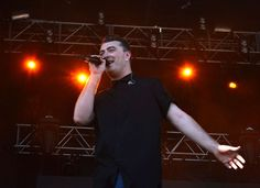 Singer Sam Smith certainly brought some to tears while performing many of his heartbreaking songs at weekend one of Austin City Limits.