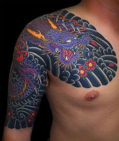 La Horitaka Tattoo.
