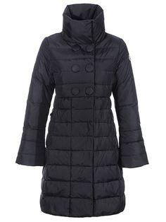 I. LOVE. THIS.  Latest Moncler Women Outerwear Johanna Long Down Coat Black - $237.15Cheap Moncler Coats http://www.monclerlines.com/women-moncler-coat-c-4.html